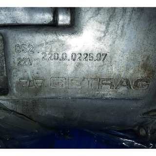 BMW E36 MANUAL GEARBOX