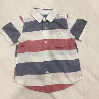 Gap shirt age 2 boys