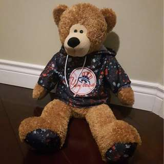Yankees Teddy Bear