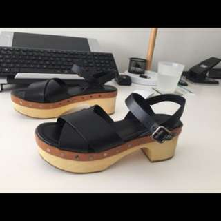 Prada clogs ORIGINAL