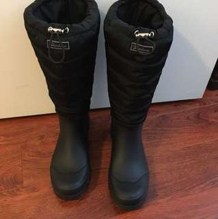 Skechers Rain/winter boots size8