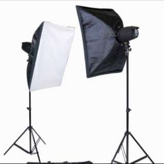 RENTING OUT : Photography Kit
