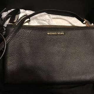 Brand new Michael kors adele leather cross body bag free postage