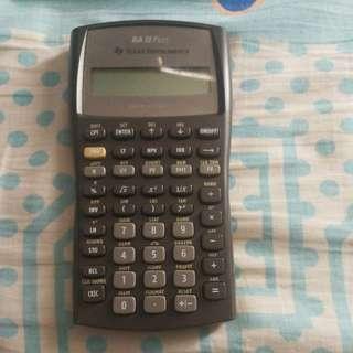 Financial Calculator B2 plus
