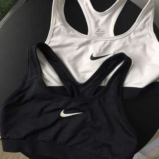 Nike sports bra(s)