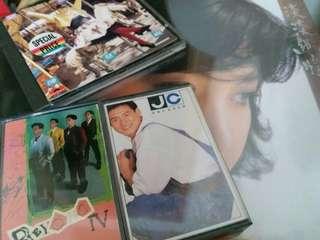 徵收cd、卡帶、黑膠唱片
