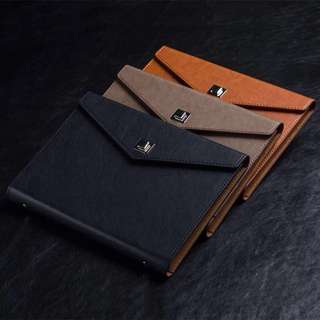 Organizer/ daily planner with leather cover