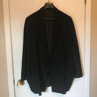 ACNE designer oversized jacket