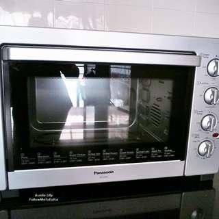 Panasonic Electric Oven NB-H3800 (38L) 360° Heat Distribution - Still In Box