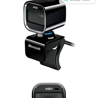 MS web cam