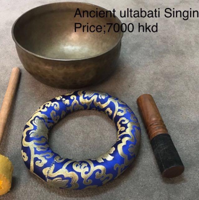 古董鉢100%手工做老鉢