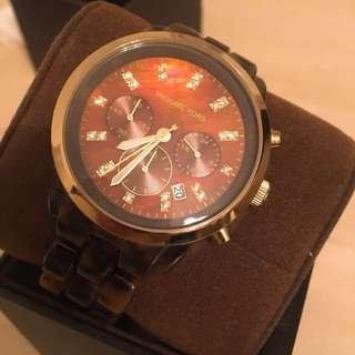 Michael Kors 琥珀女裝手錶