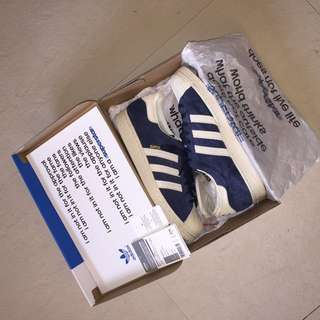 Beauty&youth X adidas originals superstar80S US9 Navy