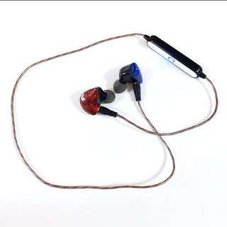 🔥$60 🔥 IEM Bluetooth Upgrade Cable - MMCX Connectors (Earphones NOT Included)