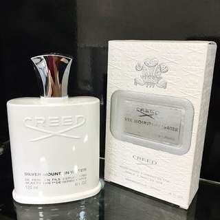 Parfume Creed silver 120mL (segel)