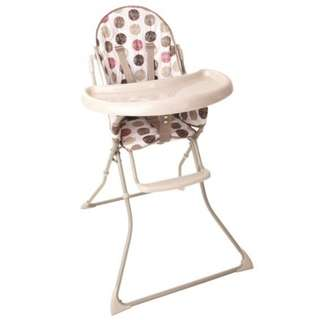 I.belibaby High Chair Complete with Box