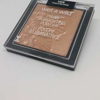 Wet N Wild Megaglo Highlighter Powder - Crown Of My Canopy