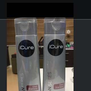1 bottle of Icure Shampoo  Argan Series