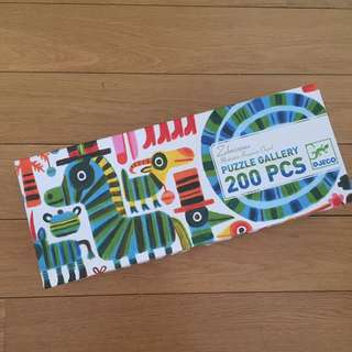 Djeco 200 pcs Puzzle