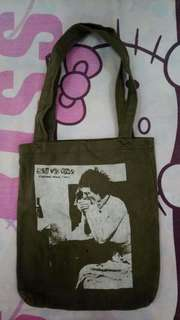 Sid Vicious Shoulder Bag