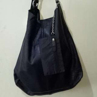 REPRICED Authentic Salad Hobo bag