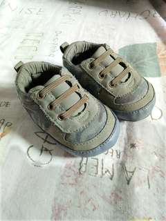 Carters Camouflage Baby Shoes