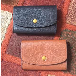 Fossil card wallet haven