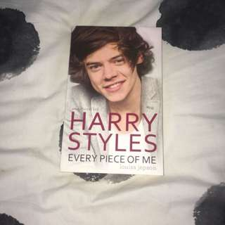 Harry Styles Every Piece of Me by Louisa Jepson