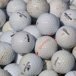 100 Golf balls for sale (used)