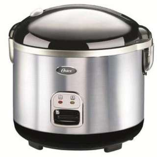 NEW IN BOX Oster Deluxe Rice Cooker