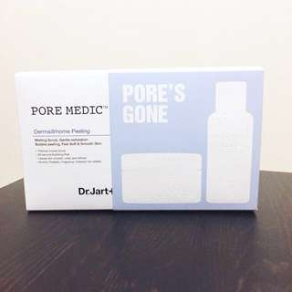 Dr Jart+ pores gone peeling set
