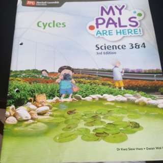My Pals are Here Science 3 & 4.Cycles