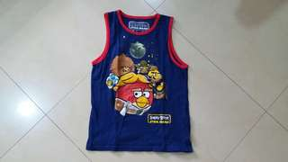 Authentic Angry Bird Star Wars Top (sz 8)