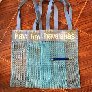 Havaianas net bag
