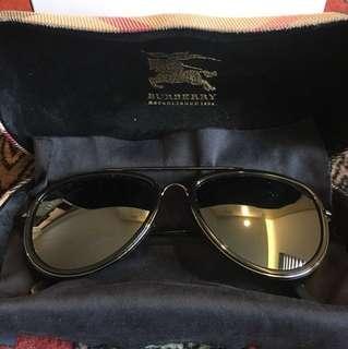 BURBERRY Original Aviator Sunglasses