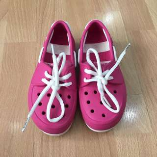 Pink Crocs for Girls
