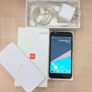 DIJUAL CEPAT !! Xiaomi Mi 6
