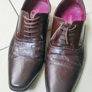 Authentic Renoma Leather Shoes