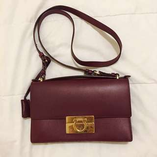 Salvatore Ferragamo shoulder bag PRICE DROP