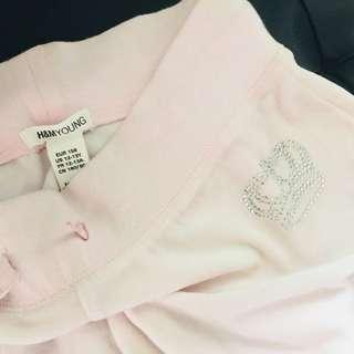 H&M light pink jogging / pajama pants