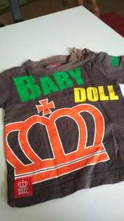 Baby Doll shirt