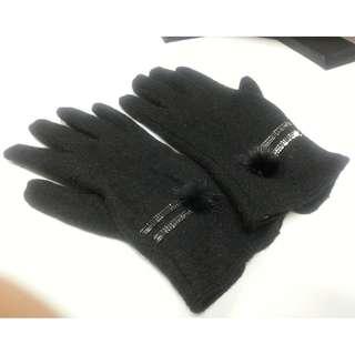 Elegent Winter Hand Glove (Black)  #Bajet20