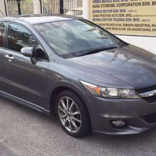 Honda Stream 1.8 (A) Sunroof 2012 RSZ