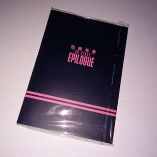 Bts epilogue program book