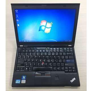 Refurbished Lenovo ThinkPad X220