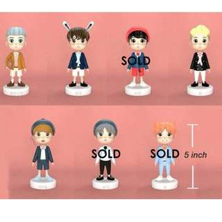 [Ready Stock] BTS ORION FIGURE