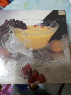 Cocktail bowl set