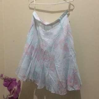 Minimal skirt flower size M