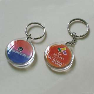 Personalized Keychains