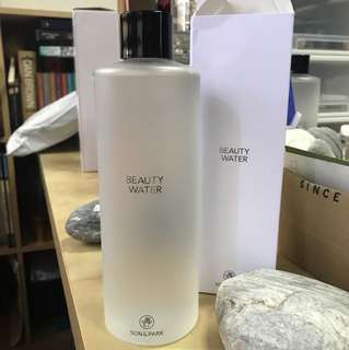 *NEW* 500ml Son&Park Beauty Water